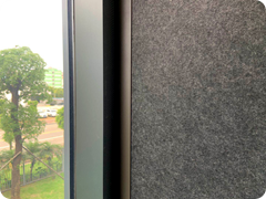 16. OB-L Silent Office & Meeting Pod soundproof window