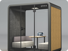 7. OB-L Silent Office & Meeting Pod
